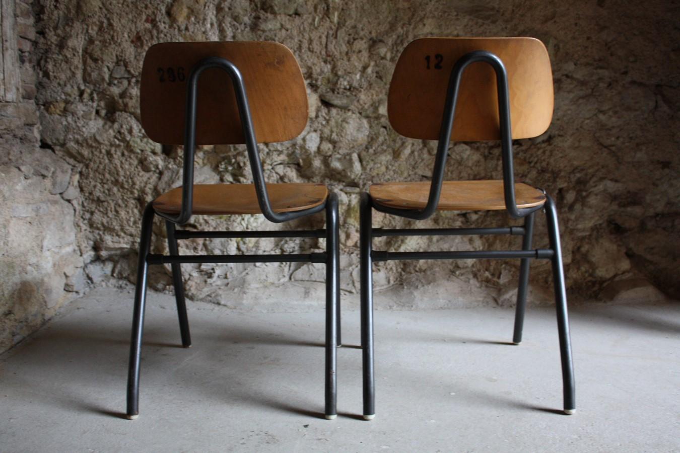 Vs Schulstühle Kantinenstühle Stapelstühle 1 V 40 Design Ikonen