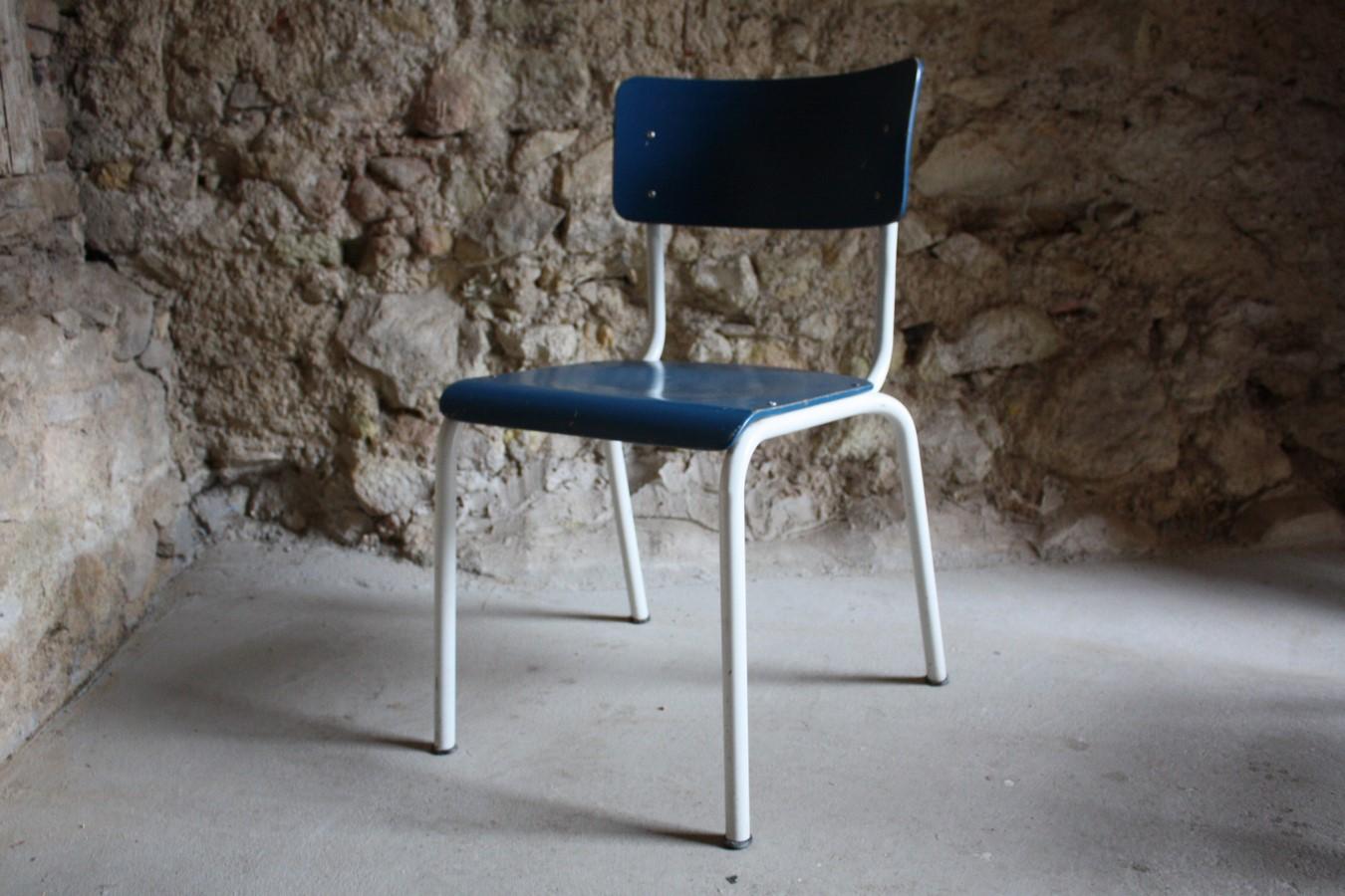 stuhl gebraucht bauhaus schulstuhl vintage mobel 5