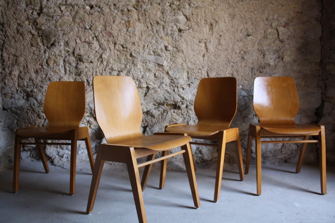 Theater Stühle Gastro Stuhl Gebraucht Vintage Antik 64 A Design