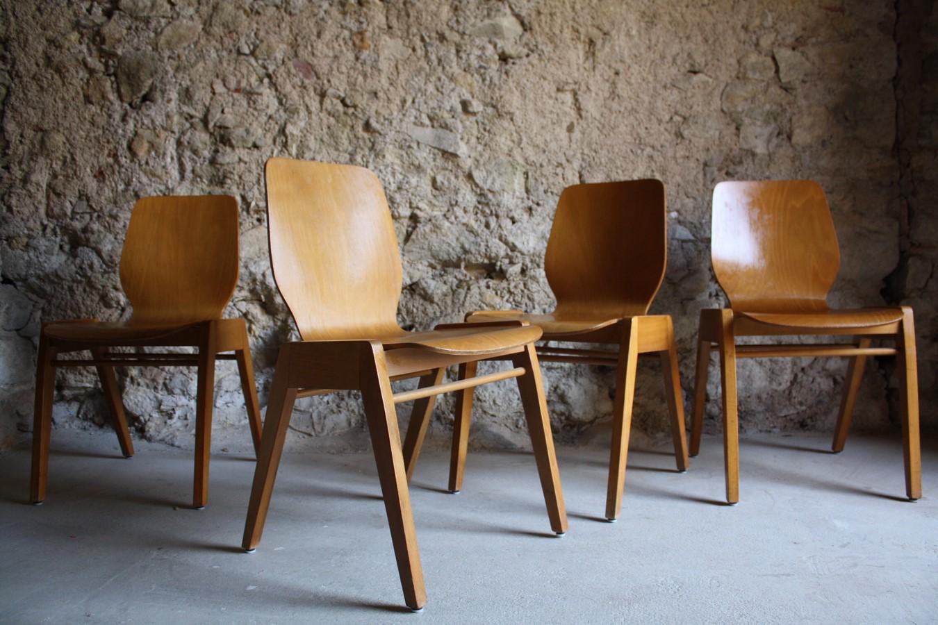 Theater Stühle Gastro Stuhl gebraucht Vintage Antik (65) a