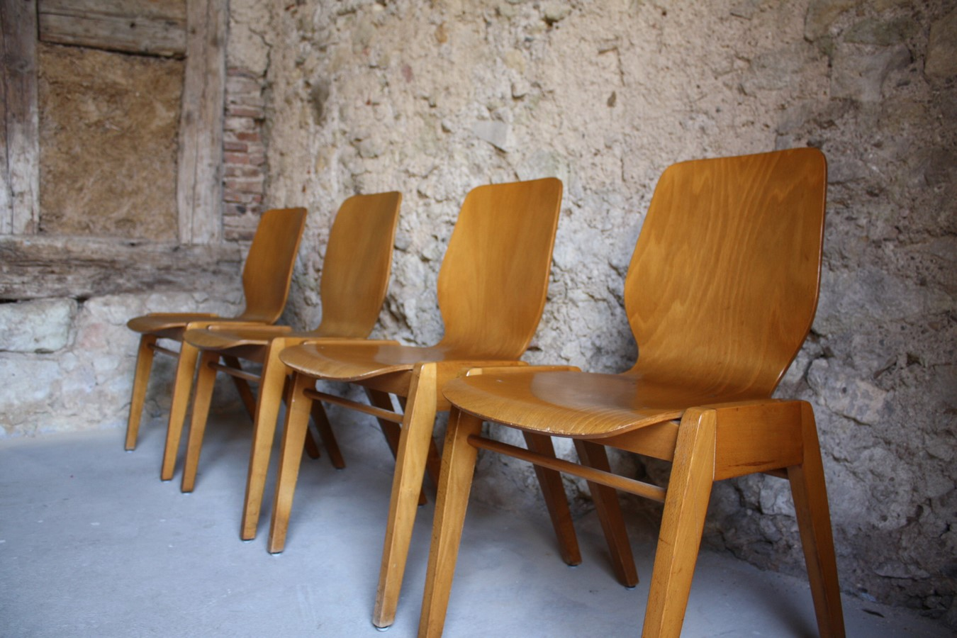 Theater Stühle Gastro Stuhl Gebraucht Vintage Antik 71 A Design