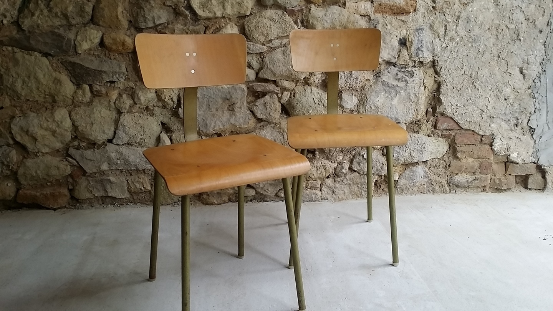 Werkstattstühle (1 v 5)   Design Ikonen