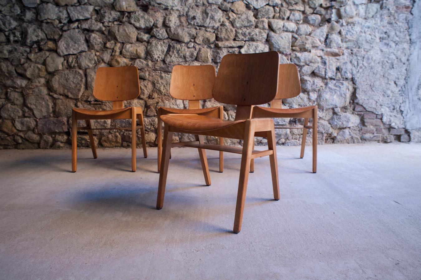 Stühle alt gebraucht vintage antik mid century modern industrial design ikonen (41)