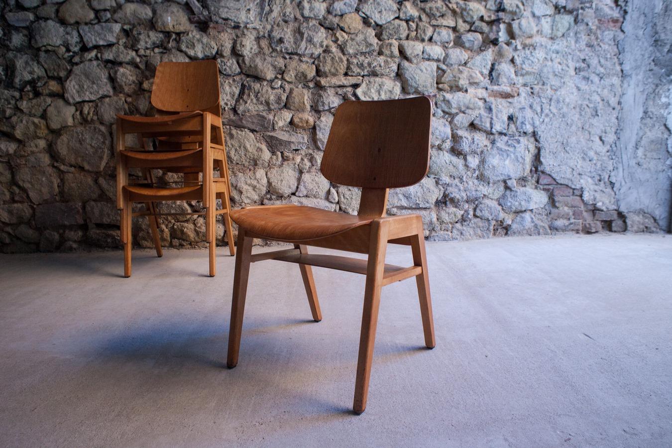 st hle alt gebraucht vintage antik mid century modern industrial design ikonen 42 design ikonen. Black Bedroom Furniture Sets. Home Design Ideas