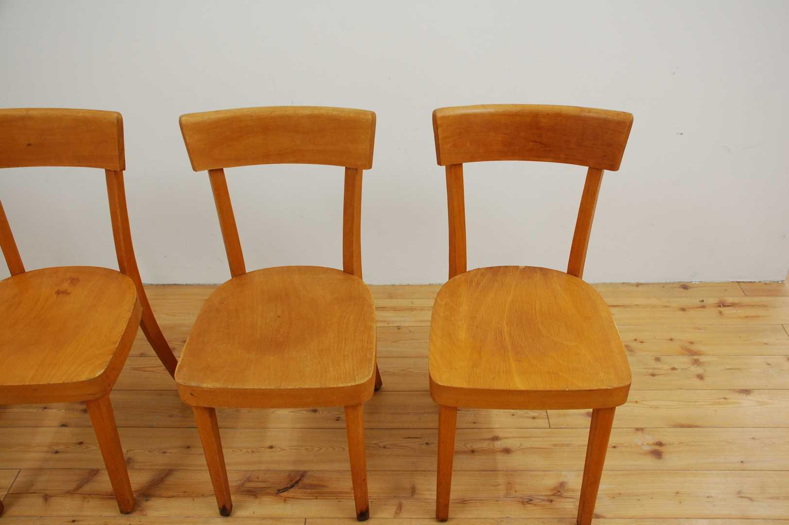 Frankfurter Stuhl Frankfurter Kuchenstuhl Aus Buche Design Ikonen