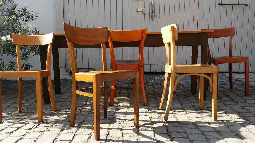 Zu Stühle Gebraucht Küchenstühle Kaufen Holzstühle 2hand Frankfurter QCxsdhrt