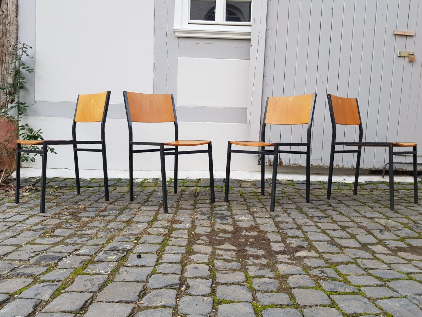Vintage Used Design Chair Stuhl Bauhaus Mid-Century Modern gebraucht 0