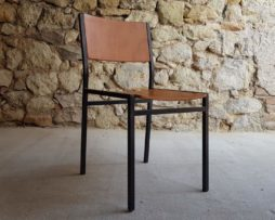 Industrial Metall Stühle gebraucht gastro coworking vintage alt