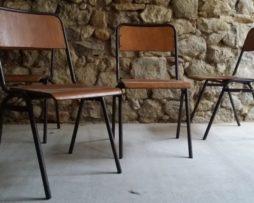 Architekten Designer Stühle Stuhl gebraucht Vintage Antik Loft Plastik Höhe