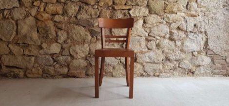 Antike Gastro Stühle 1950 Wirtshaus Frankfurter Stuhl vintage gebraucht