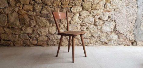 Original Tübinger Stuhl 1930 Holzstuhl buch antik gebraucht